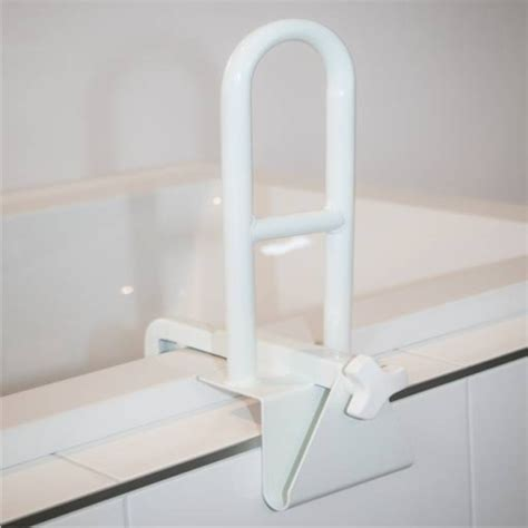 bathtub support bar bathtub grab rail bathroom bath grab bar support safety
