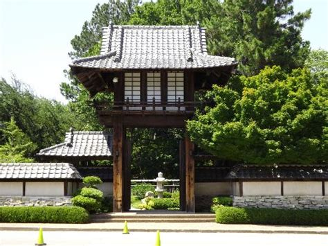 Japanese Botanical Gardens Fort Worth Japanese Garden Entrance Picture Of Fort Worth Botanic Garden Fort Worth Tripadvisor