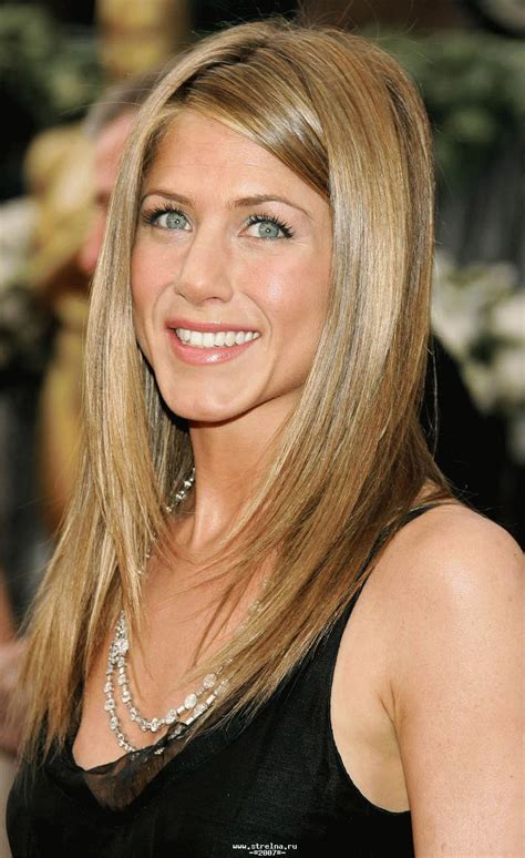 jennifer aniston long face frame haircut 15 straight hairstyles for girls long and medium