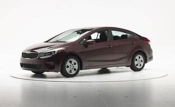 Kia Consumer Affairs Improvements Earn Kia Forte Top Safety Award