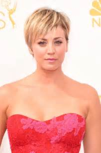 sweeting kaley cuoco new haircut kaley cuoco sweeting pixie short hairstyles lookbook