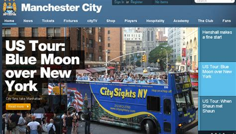 epl in usa manchester city seeks partner clubs in usa mexico and