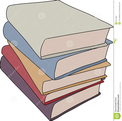 is simple books books stock illustration image 50172887