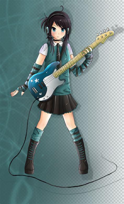 imagenes de anime rock im 225 genes de anime relacionadas con el rock mil recursos