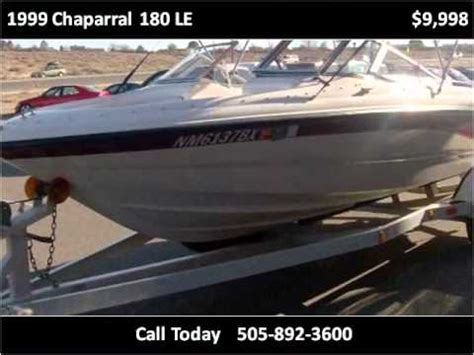 chaparral boats for sale montreal parting boat out chaparral 2000 slc sport doovi