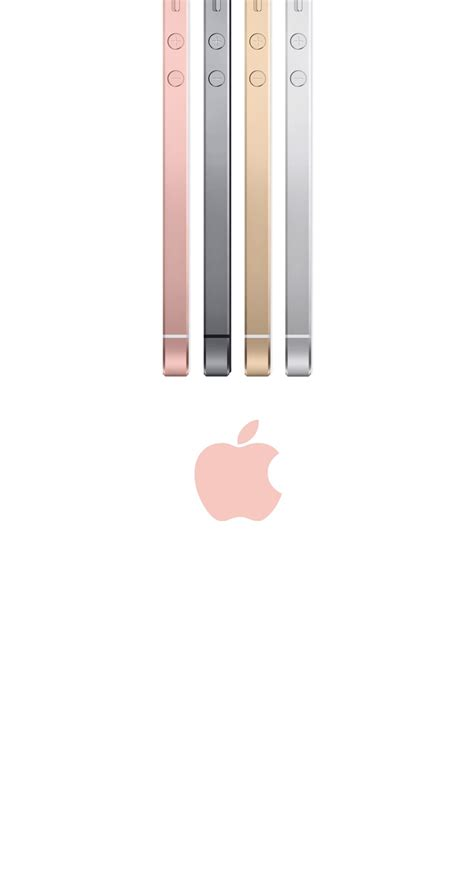 wallpaper iphone 6 rose gold smartphone apple logo rose gold wallpaper sc iphone6s