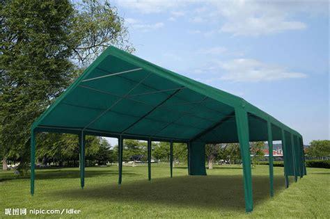 Car Port Tents by 32 X20 Heavy Duty Wedding Tent Canopy Carport Green
