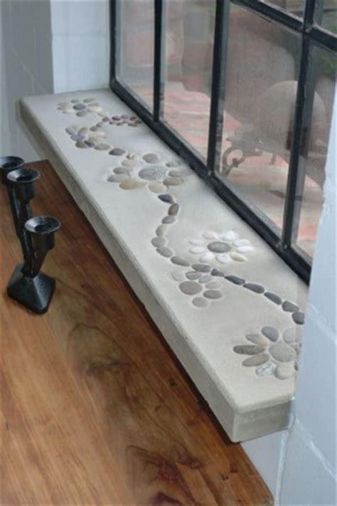fensterbank innen auf heizung dinge aus beton archive karin naturalstyle