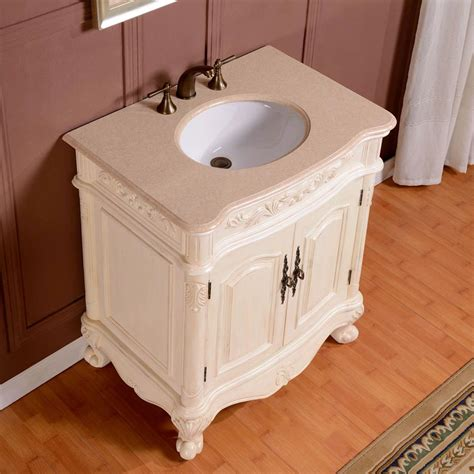 33 bathroom vanity silkroad exclusive antique 33 single sink bathroom vanity