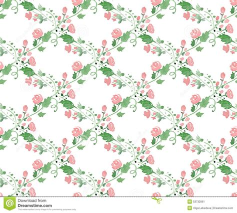 watercolor pattern illustrator download vector illustration seamless pattern with stock vector
