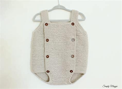 knitting pattern newborn romper knitting pattern newborn romper comsar for