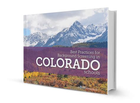 Bib Background Check Best Practices For Background Screening In Colorado