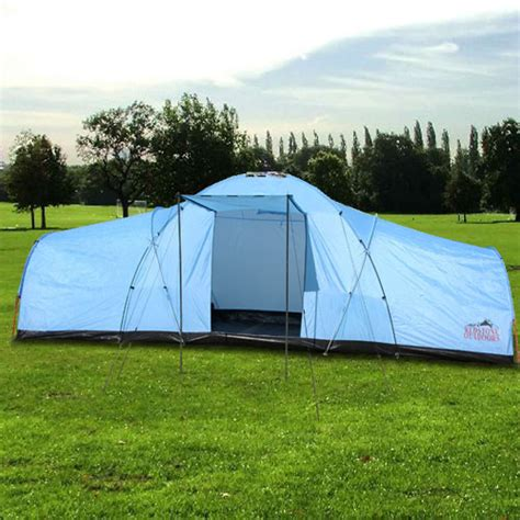 bedroom tent silva 8 man tent berth person 2 bedroom pod family