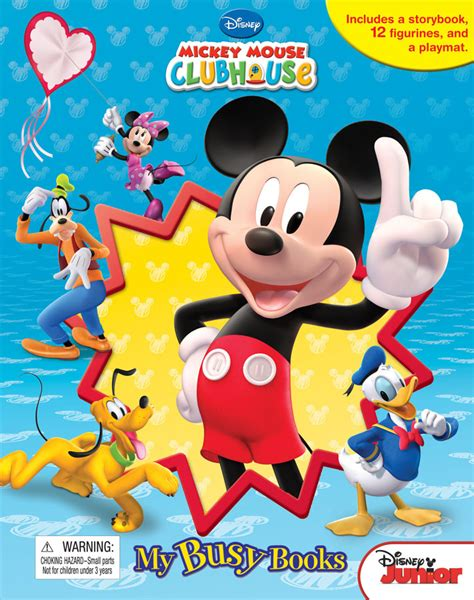 Stuck On Stories Disney Mickey Mouse Clubhouse mickey mouse clubhouse phidal