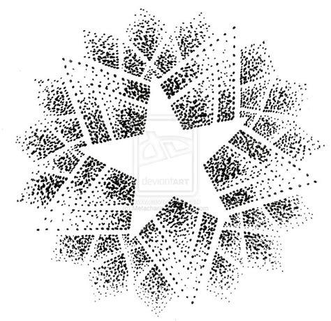 pointillism tattoo designs pointillism mandala by metacharis on