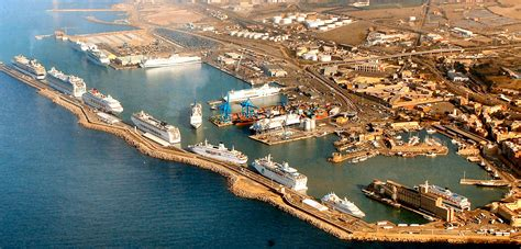 port of civitavecchia port of civitavecchia planning scheme and environmental