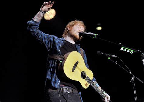 ed sheeran concert ed sheeran picture 343 ed sheeran in concert
