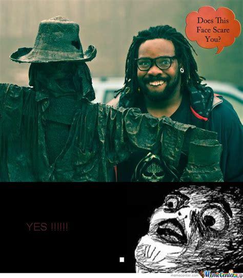 scary face  kingrex meme center