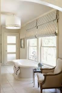 Window Treatment Ideas For Bathroom » Home Design