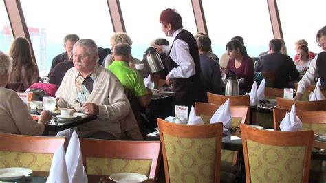 Skylon Tower Revolving Dining Room niagara falls restaurants skylon tower revolving dining