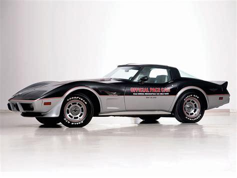 Indy 500 Corvette by 1978 Chevrolet Corvette Indy 500 Pace Car C3
