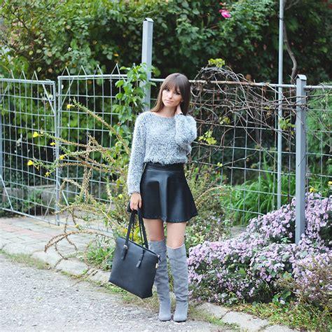 Sabrina Lucita badura river island crop top river island pencil skirt stuart weitzman heels tk max