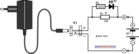 nicd battery charger circuit diagram nicd battery charger circuit diagram