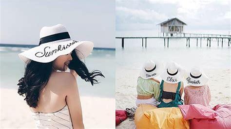 Topi Nama Suka Suka 3 5 item fashion kekinian yang sempurnakan foto ootd kamu saat berlibur