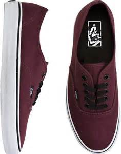 maroon color vans best 25 maroon vans ideas on