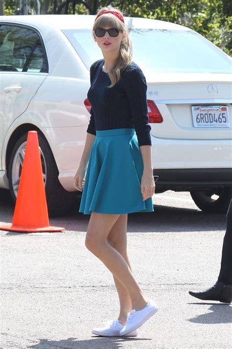 Hana Knit Dress Rok Anak Mini 8 ways to wear a skater skirt inspired by stylish