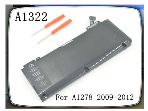 Battery Macbook Pro 13 A1278 Original 2009 2012 brand new genuine original battery a1322 for apple macbook pro 13 quot unibody a1278 mc700 mc374