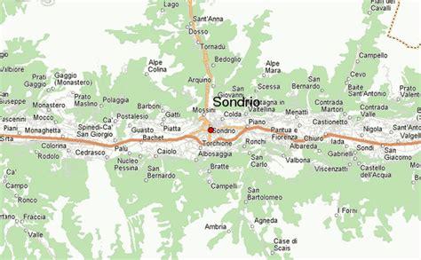 d italia sondrio guide urbain de sondrio