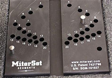 miterset setup tools   miter gauge newwoodworker