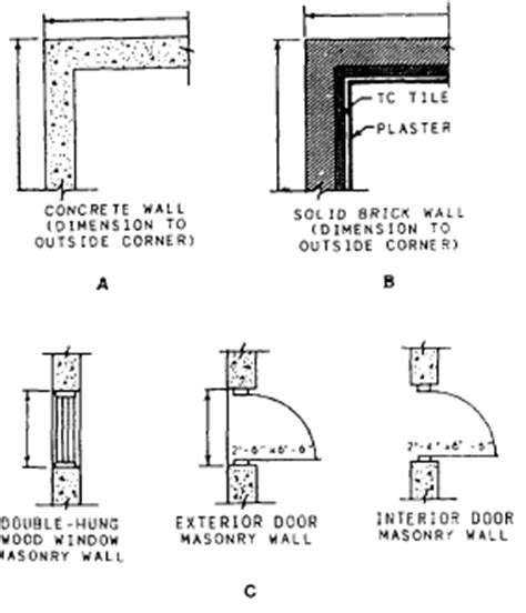 wood floor l plans dimensioning a floor plan