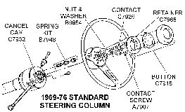 C STEERING 02 standard column 69 76 84 camaro wiring diagram 11 on 84 camaro wiring diagram
