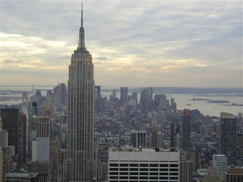 empire state building observation deck empire state building picture of top of the rock