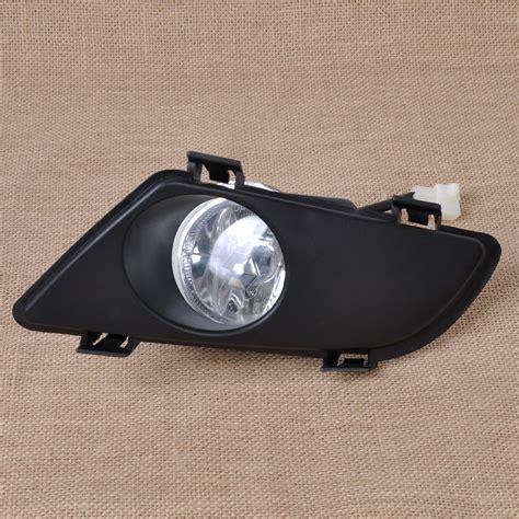 2005 mazda 6 engine light on for mazda 6 front right left clear fog lights l lens