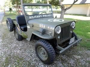 jeep hurricane green jeep willys cj 3b trailer hurricane 4 cyl 4x4 army