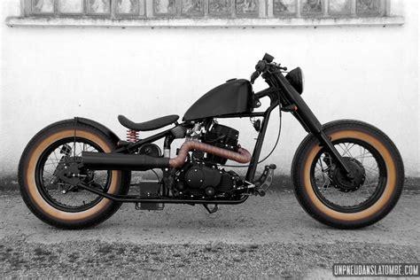 Motorrad 125 Ccm Bobber by Hoolister Heist 125 Fa 231 On Bobber Vintage Sign 233 E Racer