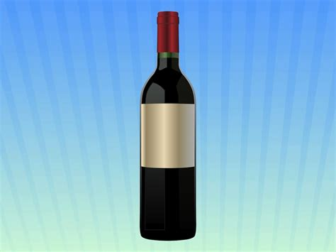 wine bottle template wine bottle template