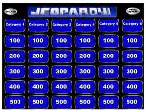 interactive jeopardy powerpoint template 5 best jeopardy templates free premium templates