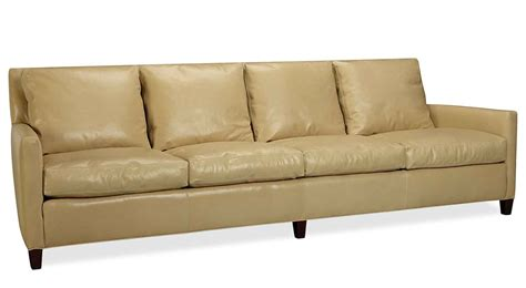 4 seater leather sofa circle furniture maddie 4 seat sofa long sofas boston