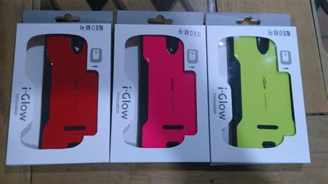 Indoscreen Sony Xperia C5 Ultra Anti Anti Shock funda anti shock i glow para sony xperia c5 ultra 80