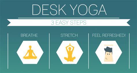 yoga at your desk yoga at work desk best home design 2018