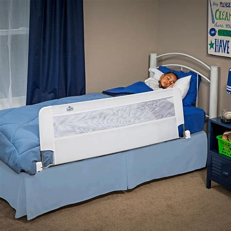 regalo swing down bed rail com regalo swing down extra long bedrail white