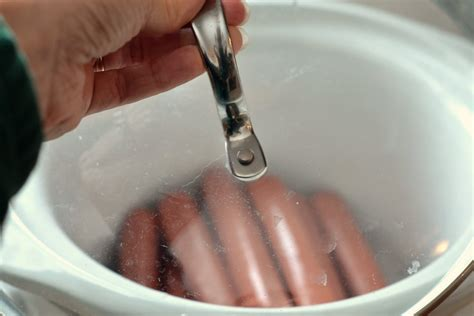 how to cook dogs in crock pot how to make dogs in a crock pot livestrong
