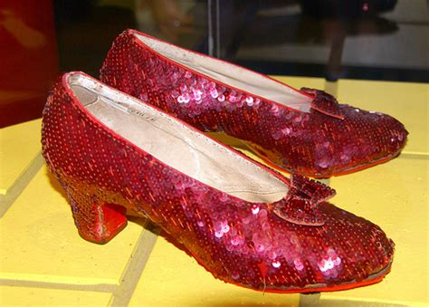 ruby slippers smithsonian ruby slippers flickr photo