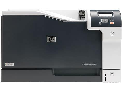 Hp Color Laserjet Professional Cp5225 Printer Manuals Hp