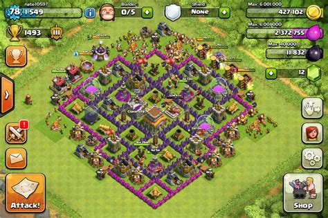 th8 layout coc guide 10 images about clash of clans ideas on pinterest clash