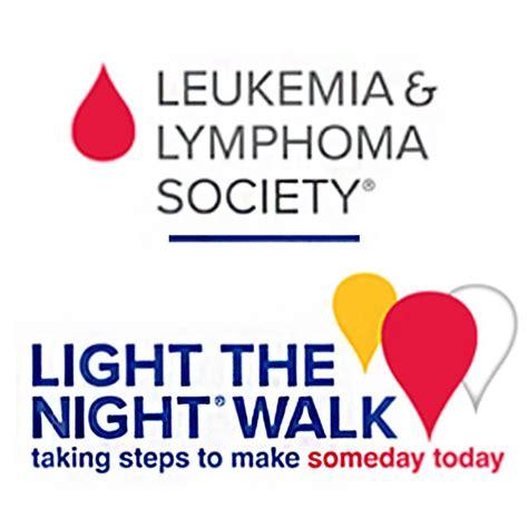 leukemia light the night leukemia and lymphoma society light the night walk iron blog